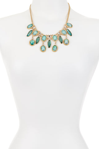 Olivia Welles Rosalyn Dangle Necklace