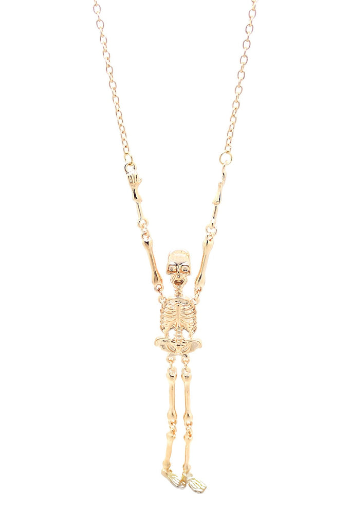 Eye Candy Los Angeles Skull My Neck Necklace