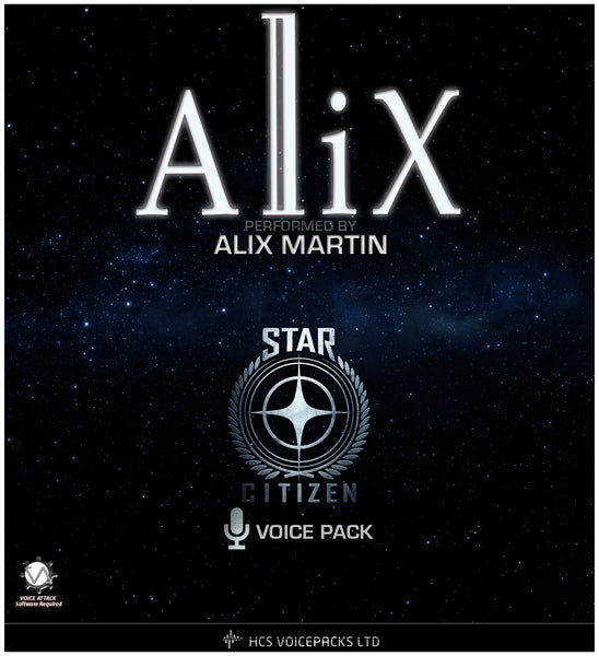 Alix - Star Citizen