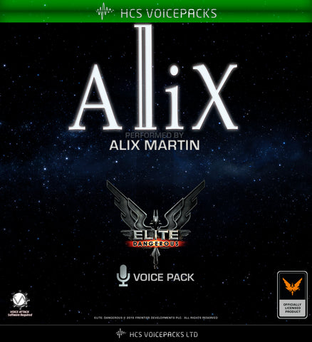 Alix - Performed by Alix Martin