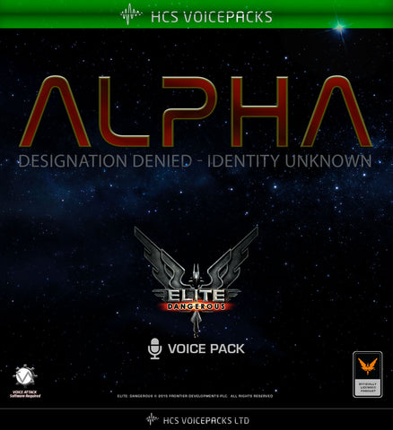 ALPHA - Performed by The Man With No Name