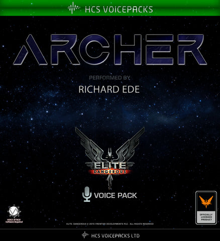 Archer - Performed by Richard Ede