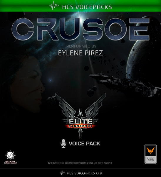 Crusoe - Perfomed by Eylene Pirez