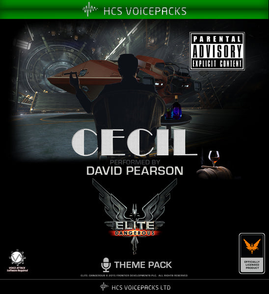 Cecil - Performed by David Pearson