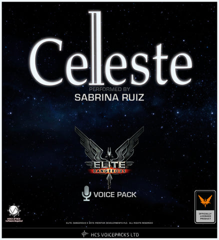 Celeste - Performed by Sabrina Ruiz