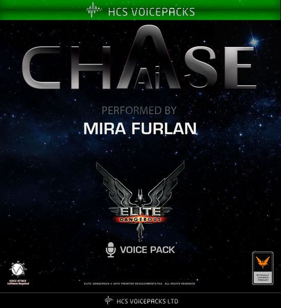 CHASE -Performed by Mira Furlan
