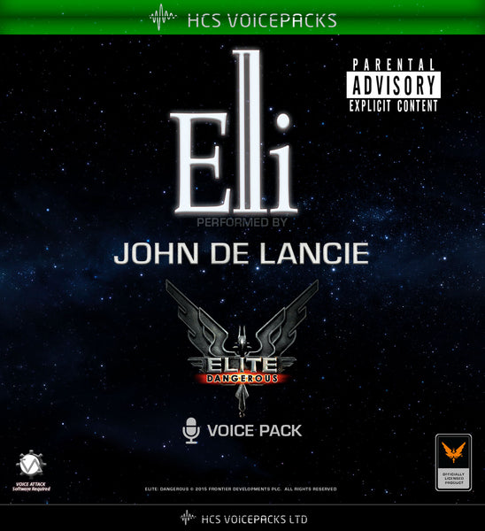 Eli - Performed by John De Lancie