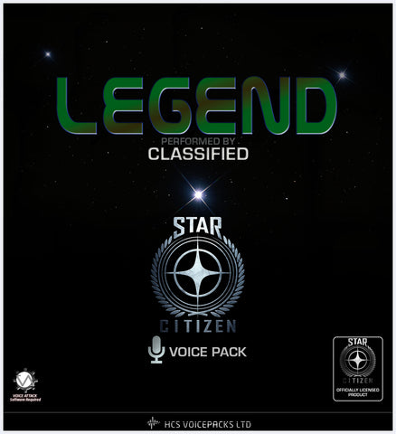 LEGEND - Star Citizen
