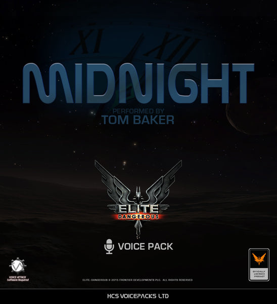 Midnight - Performed by Tom Baker