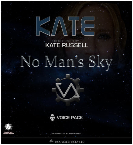 Kate - No Man's Sky