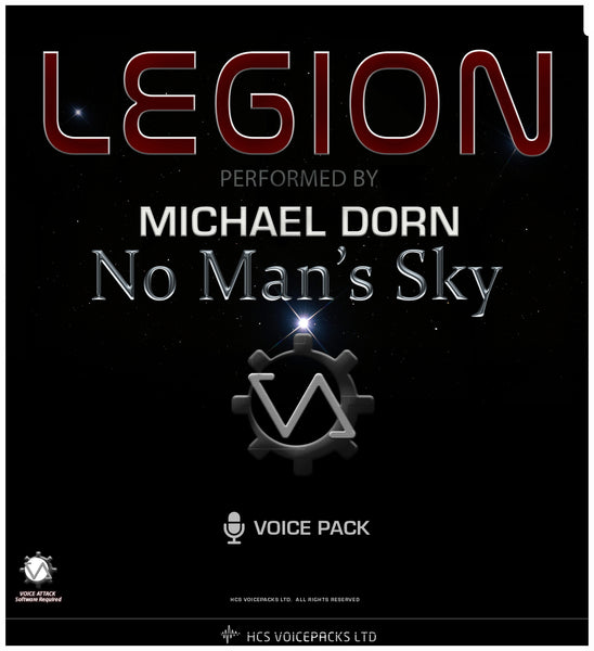 Legion - No Man's Sky