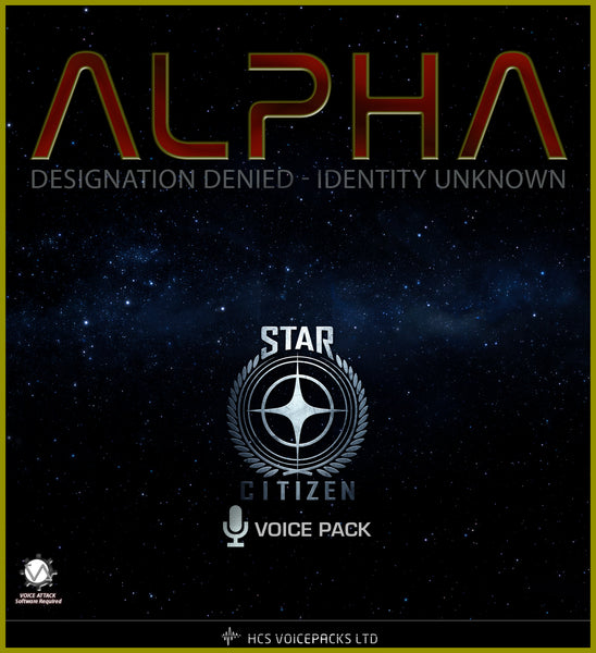 ALPHA - Star Citizen