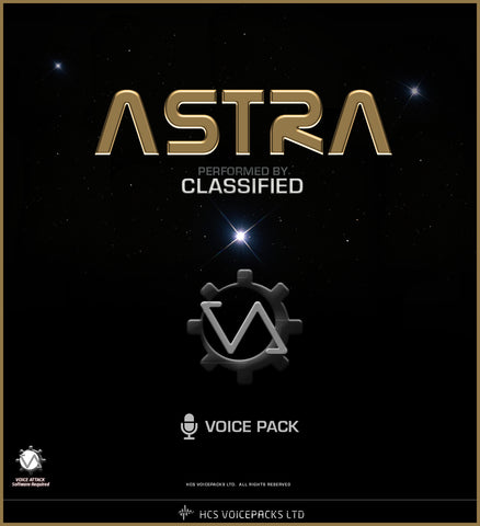 A.S.T.R.A - Performed by CLASSIFIED