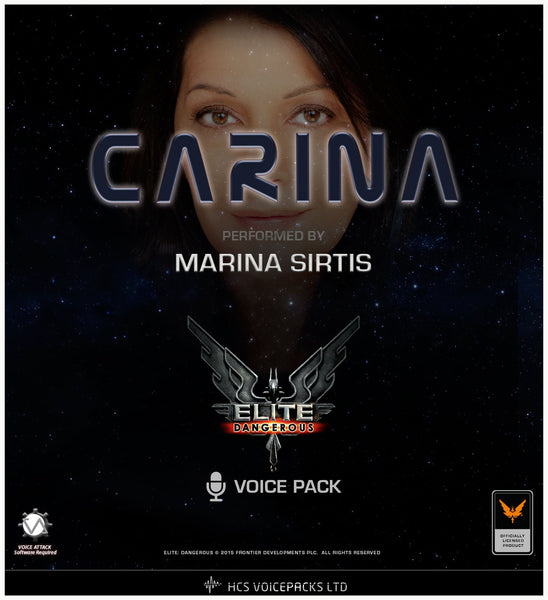 Carina - Performed by Marina Sirtis