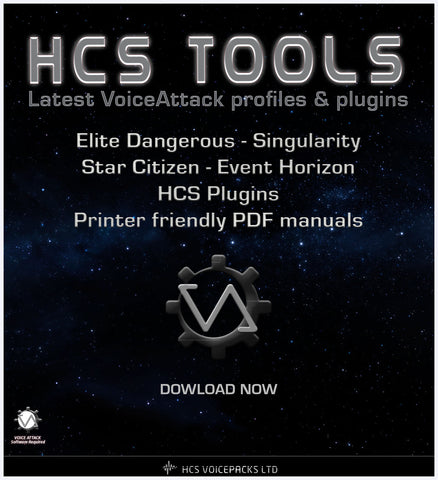 HCS Tools - Profiles & Plugins