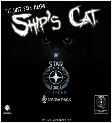 The Ship's Cat - Star Citizen