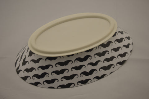 Mutt'Stache - Poochie Bowl Designer Collection