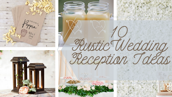 10 Stunning Wedding Reception Ideas