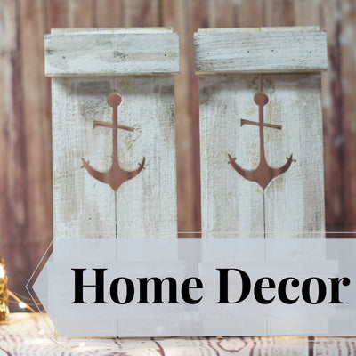 HOME DECOR & ACCENTS