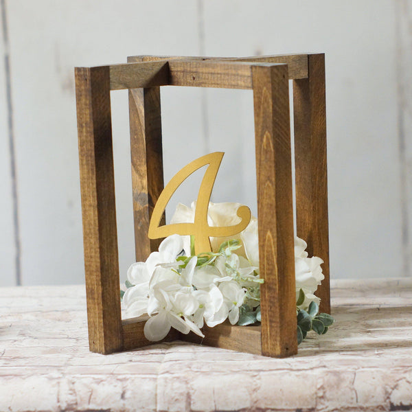 Lantern centerpiece, wedding decorations-LANTERN-GFT Woodcraft