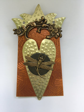 Love Shrine Wall Sculpture #6