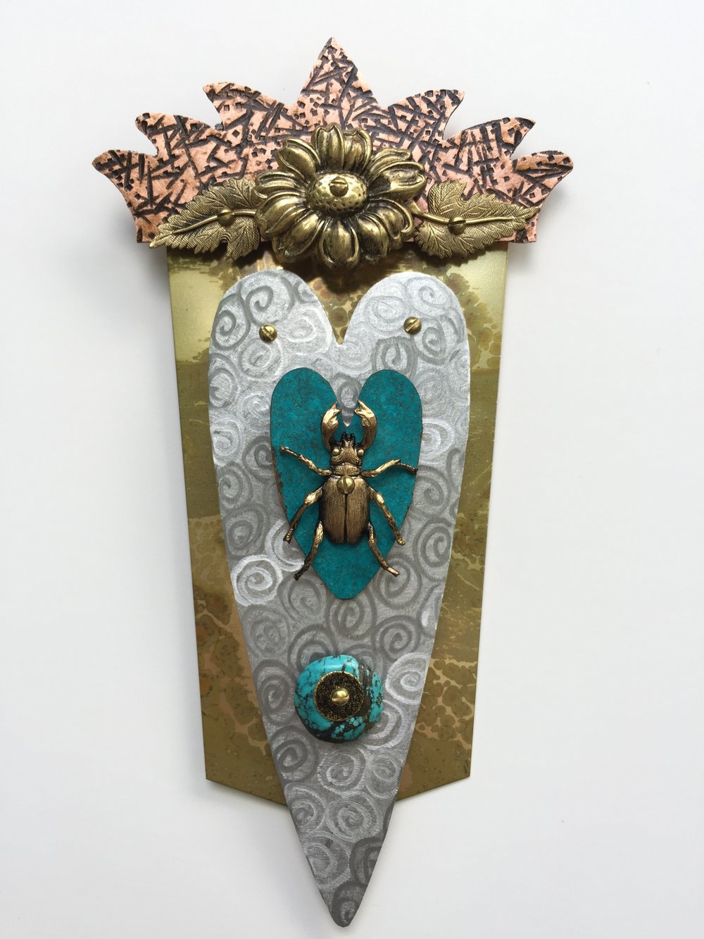 Metal Light Switch Covers Handmade by WildWorks Ltd