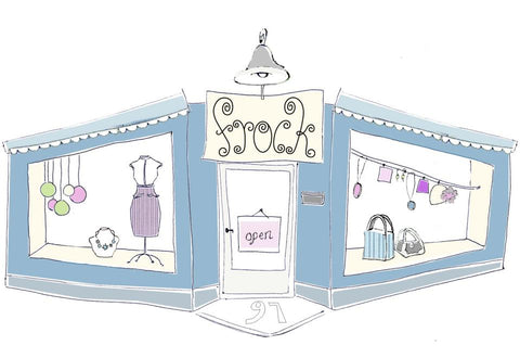 Frock store 97 Roncesvalles Ave. Toronto, ON, M6R 2K9