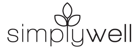 simply well juice logo