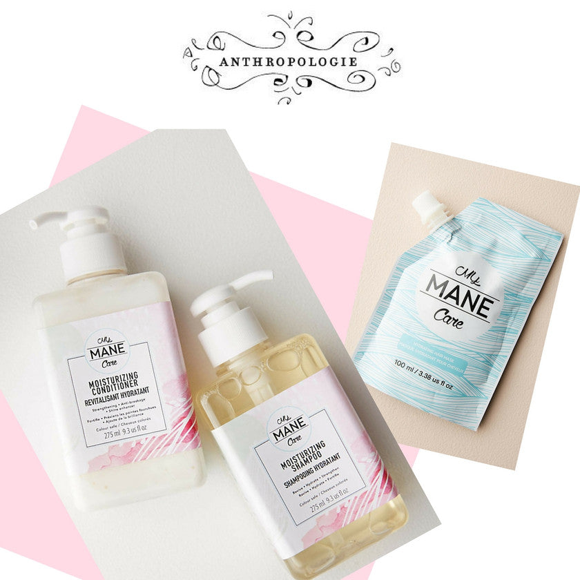 My Mane Care | Anthropologie stores