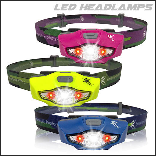 SmartLite Ultra LED Headlamps