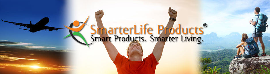 SmarterLife Products. Smart Products. SmarterLiving.