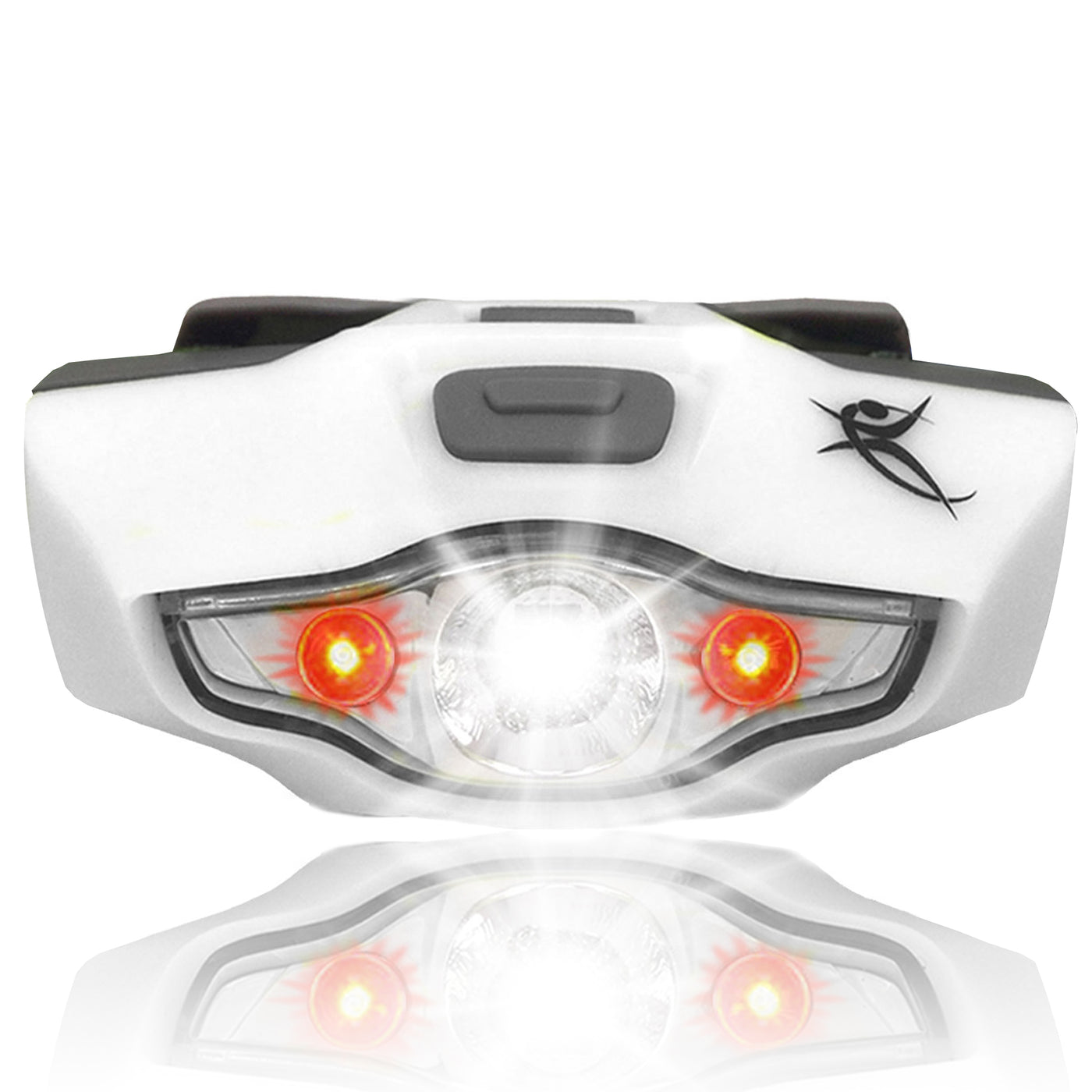 SmarterLife LED Headlamp Flashlight