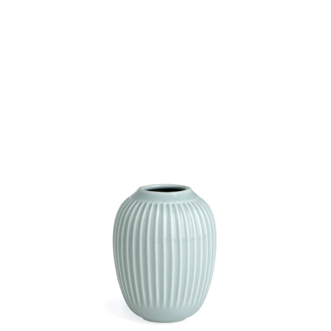 Kahler Hammershoi - Small Ceramic Vase - Mint (Light Green)