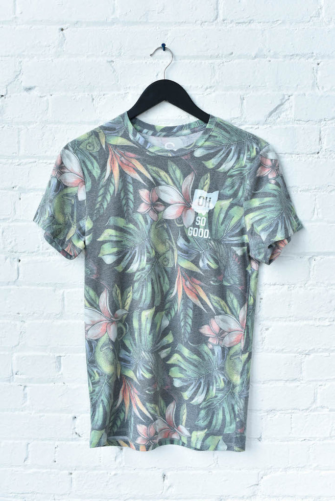 OH SO GOOD.® Tropical Jungle Tee