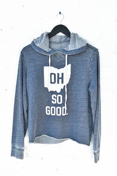 OH SO GOOD Ladies' Hoodie