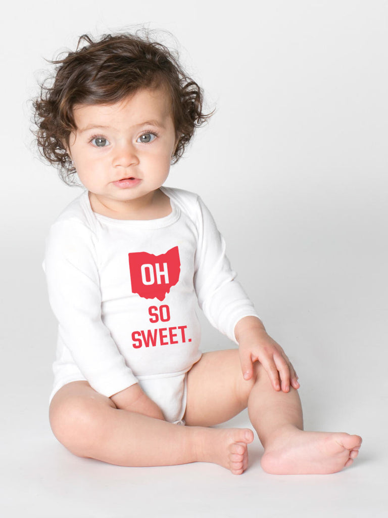 OH SO SWEET. onesie