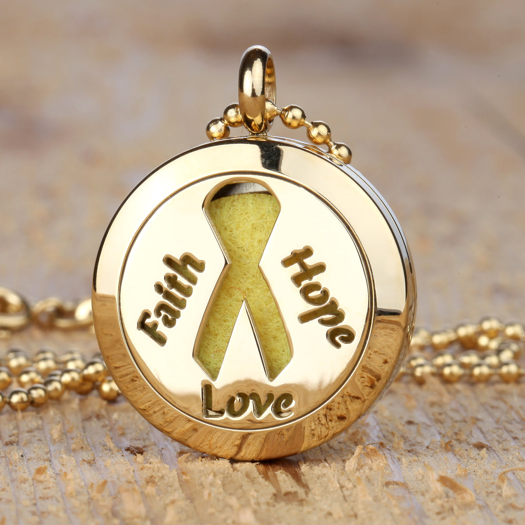 Faith hope love aromatherapy essential oil diffuser necklace with 20 faith hope love aromatherapy essential oil diffuser necklace with 20 24 chains and aloadofball Image collections