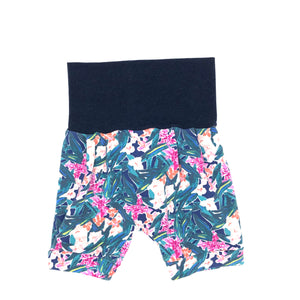 Tropical Flower Shorts