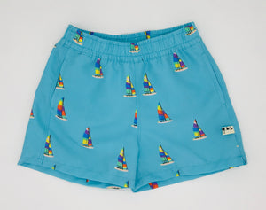 Boat Swim Shorts