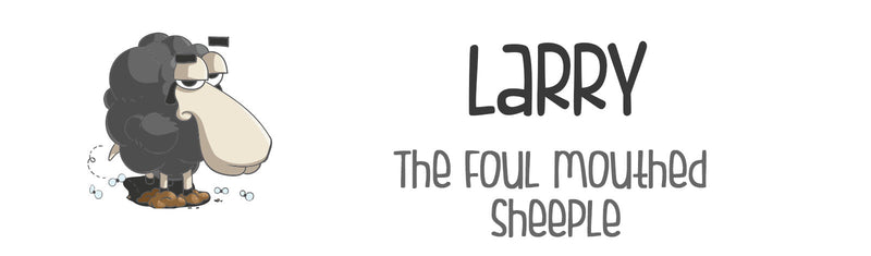 Larry The Foul Mouthed Sheeple