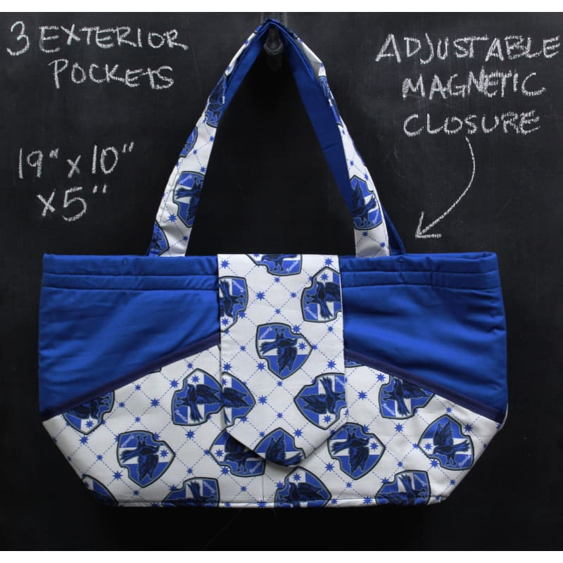 Ewesful Tote Bag In Ravenclaw Crest Tote