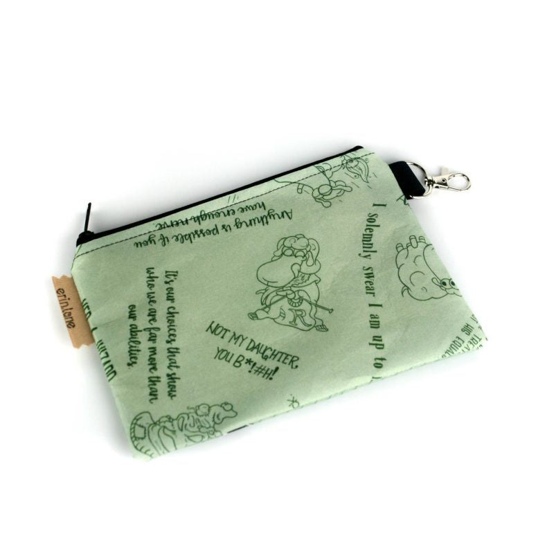 Ziplet Notions Bag In Harry Potter Sheeple Quotes Project