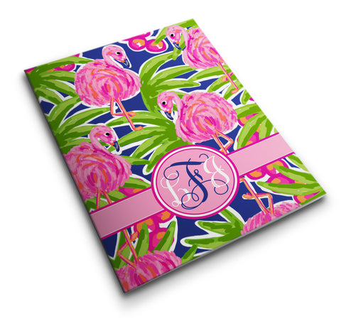 Personalized Pocket Folder Tropical Collection - Designs by Dee's Hands  - 1