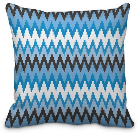 Chevron Bargello Throw Pillow - Designs by Dee's Hands  - 7