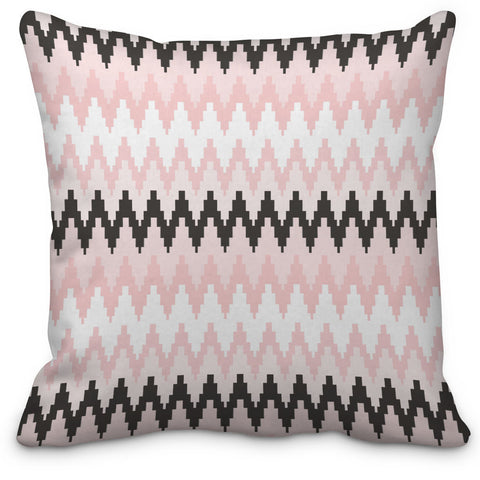Chevron Bargello Throw Pillow - Designs by Dee's Hands  - 1