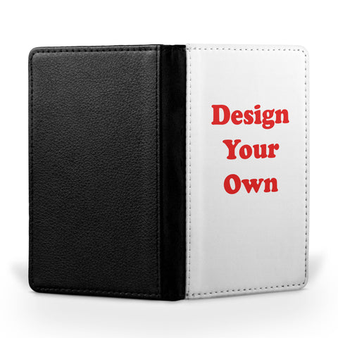 Personalized Passport Cover - Design Your Own