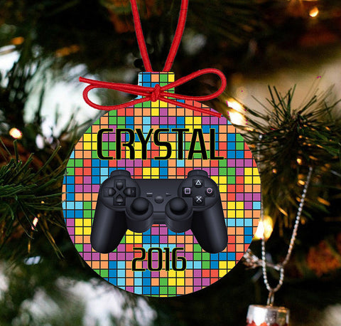 Gamer Christmas Personalized Christmas - Designs by Dee's Hands  - 2