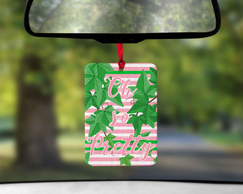 Skee Wee Travel! Oh so Pretty Air Freshener - Add your own essential oils