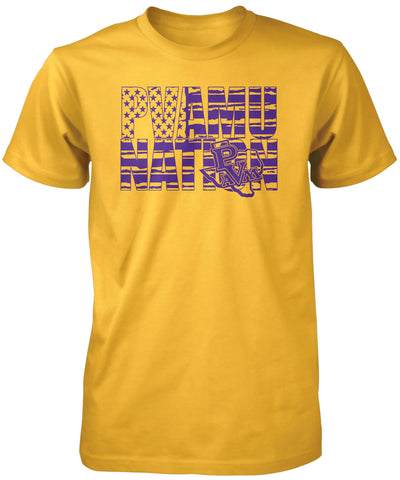 PVAMU! Apparel - PV Nation T-Shirt