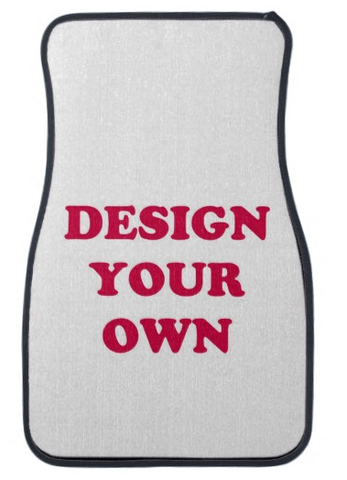 Design Your Own Car mats - Designs by Dee's Hands  - 2